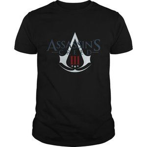 Other - Assassin's Creed III Black T Shirt Size XL